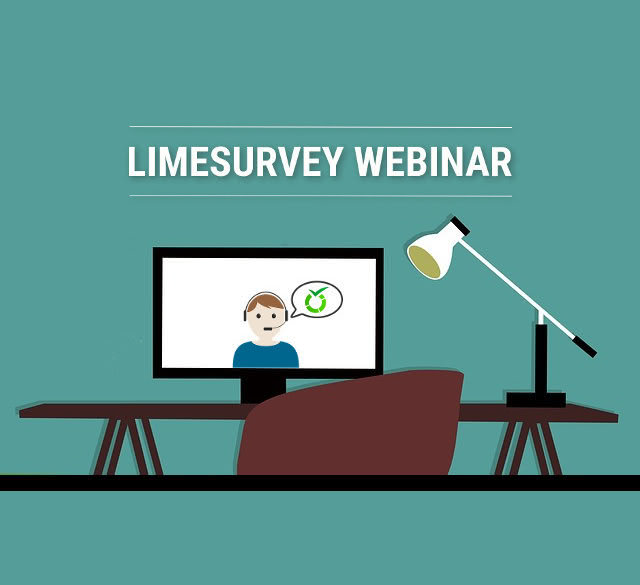 Webinars at limesurvey.org